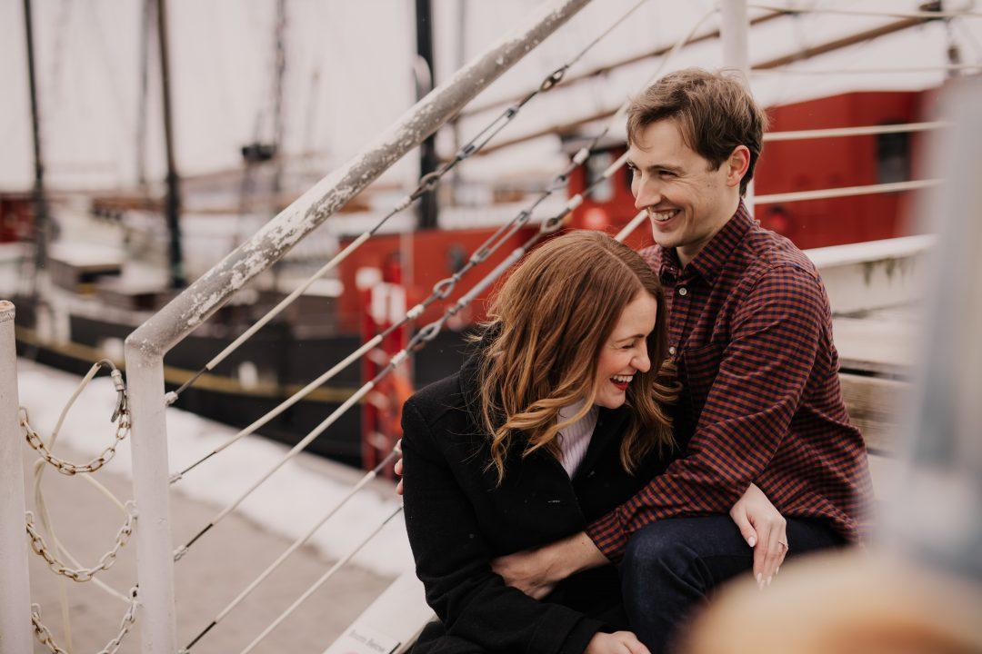 Alana & Scott Engaged
